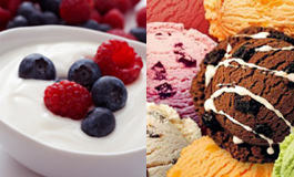 Dairy products – Ice cream